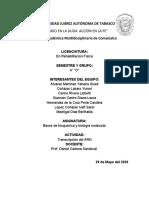 TRADUCCION DEL ARN A LA PROTEINA