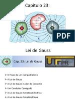 Cap 23 - Lei de Gauss