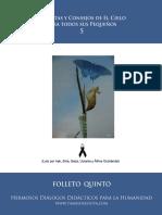 Y Maria del Getsemani- Folleto Quinto