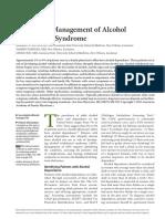 (2013) Outpatient Management of Alcohol