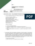 GFA Guia N 3.1 Costo de Capital y Estructura de Capital(1)