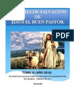 Enoc de Colombia- Mensajes de Salvacion de Jesús el buen Pastor Tomo VI