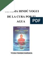 Sistema Hindu de La Cura Por El Agua