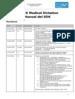 INVOX Medical Dictation - Manual SDK