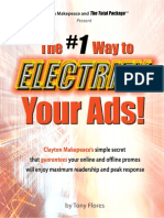 Way to Electrify Ads