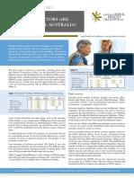 Nrha Factsheet Doctor Numbers
