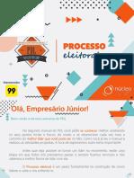 Manual PDL 3 - Processo Eleitoral