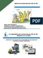 Malware 2010-2011_OMAR_CALVO