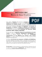 METODO BIC