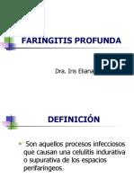 Faringitis Profunda( Dra Perez)