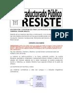INGRESANTES_Traductorado Inglés UBA