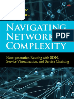 Navigating Network Complexity Next-generation routing with SDN, service virtualization, and service chaining by Russ White, Jeff (Evgeny) Tantsura