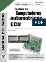 ECU _ Reparación de Computadoras Automotrices _ Seminario _ Manual Del Participante