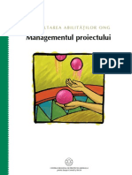 Project Management Romanian