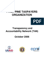 Philippine Taxpayers Organization