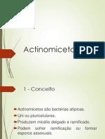 Slide N1 - Actinomicetos - Set2018