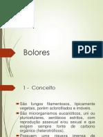 Slide P1 - Bolores - Outubro 2017
