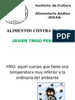 ALIMENTOS CONTRA EL FRIO