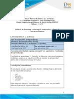 LEGISLACION 13-02-INDIVIDUAL– Unidad 1 - Tarea 1 - Conceptualización