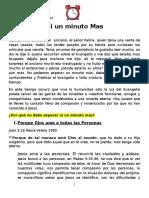 Predicacion Trinity Completa PDF