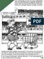 01 Definiciones de Economía - Infografías