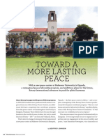 Makerere Peace Center