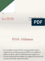 SSIAP 1 - Les ITGH