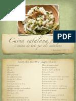 Cuisine catalane et plus