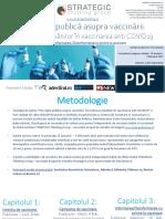 Sondaj surse de informare privind vaccinare