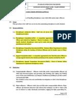 SOP - Discipline for Major Offences (02-Appeal) Kolej UNIKOP