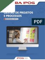 MBA Gestão de Projetos e Processos