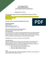 EHS SP 21 Syllabus (1)