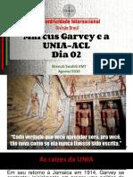 Módulo II - Lições Da Luta Negra - Marcus Garvey e a UNIA-ACL Nov_Dez