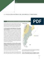 Org. del territorio argentino