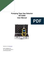 ATO-SKY2000-gas-detector-user-manual
