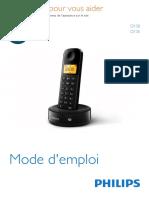 Notice_Téléphone_PHILIPS-D130