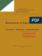 Ressources en Eau Du MAROC Tome III