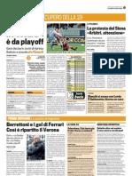 La Gazzetta Del Lo Sport 23-02-2011