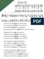 Psaume 033 Goutez Et Voyez Fonsalas