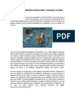 ANÁLISIS DE FALLA PRINCIPIOS DE METALURGIA