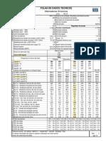 Anexo 05 - Folha de Dados Tecnicos do Alternador Síncrono- WEG AGW10-250MI10AI