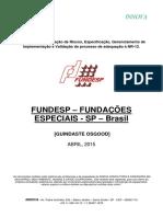 RELATÓRIO TÉCNICO DE AVALIAÇÃO NR-12 - FUNDESP - GUINDASTE OSGOOD
