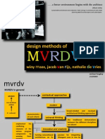 Methods of MVRDV