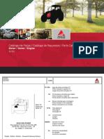 Catálogo de Peças Motor Sisu A750L ATUALIZADO