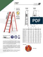 6 ES-PT-106-FV Escaleras Plataforma en Fibra - 2020