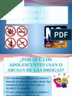 AYUDA A TU ADOLESCENTE A EVITAR LAS DROGAS