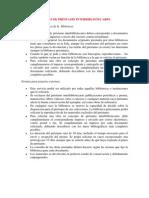 NORMAS DE PRÉSTAMO INTERBIBLIOTECARIO