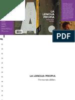 Alfón, Fernando (2020) «El nombre de la lengua»