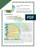 Medio Ambiente Semana Del 17 Al 23 de Agosto 2020