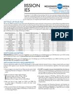 PageMaker File Guide 2010